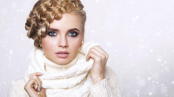 Festliche Frisuren für die Feiertage & Magisches Make Up